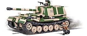 COBI- Tanque, SD.Kfz. 184 Panzerjäger Tiger, Ferdinand (2496)