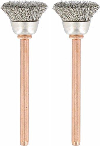 Preisvergleich Produktbild Dremel Edelstahl Bürste, 531-02