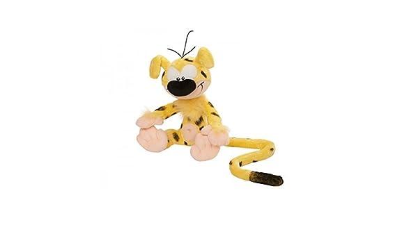 Cuddly Toy Jemini Peluche Marsupilami 30cm Yellow Plush Figure 3298060223652