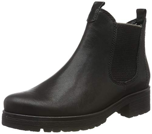 Gabor Shoes Damen Comfort Sport Stiefeletten, Schwarz (Schwarz (Micro) 17), 39 EU