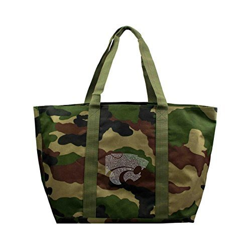 ncaa-kansas-state-wildcats-camo-tote-24-x-105-x-14-inch-olive-by-littlearth