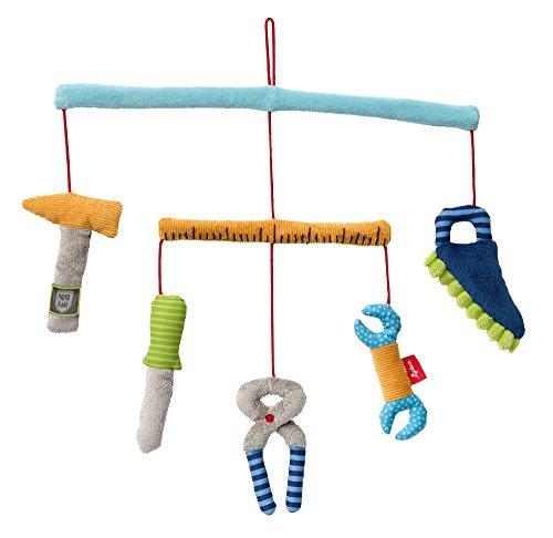 Sigikid Jungen, Mobile Werkzeug, Papa und Me, Mehrfarbig, 41762