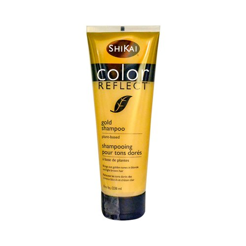 Shikai Color Reflect Gold Shampoo - 8 fl oz by SHIKAI PRODUCTS