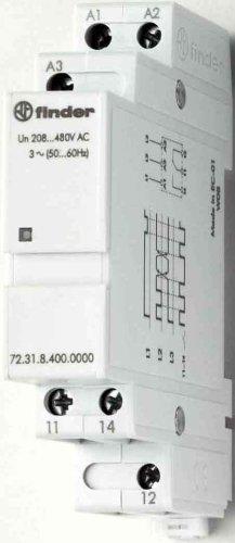 finder 1 St. Überwachungsrelais 208-480 V/AC 1 Wechsler 1 St. 70.61.8.400.0000 -