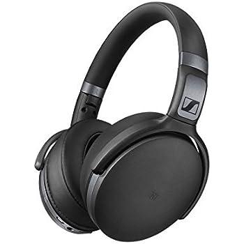 Sennheiser HD 4.40 BT kopfhörer (mit Kabellos Geschlossen Bluetooth, Ohrumschließend) Schwarz