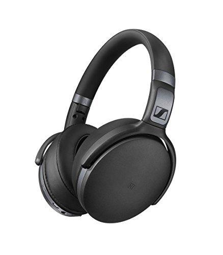 Sennheiser HD 4.40 BT kopfhörer (mit Kabellos geschlossen Bluetooth, Ohrumschließend) mattschwarz thumbnail