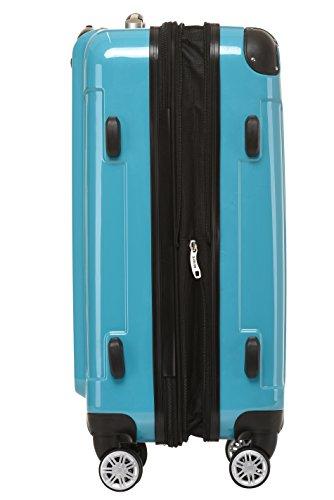 41B4fFnUUnL - Beibye 2048 - Juego de 3 maletas rígidas (policarbonato)