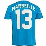 T-shirt OM - Collection officielle Olympique de Marseille - Taille enfant garçon 4 ans