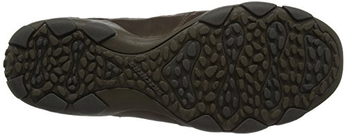 Skechers Diameter Selent, Oxfords Homme Marron (Acdb)