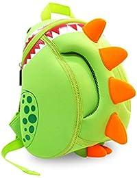 Georgie Porgy 3D Mochila Infantile Animal Bolsas Escolares de niños niñas