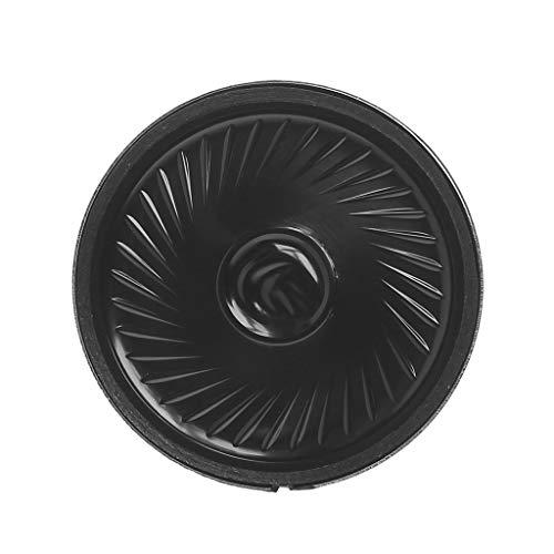 Junlinto, Audio Lautsprecher, 0.5W 8 Ohm Externer Lautsprecher Magnetischer Lautsprecher