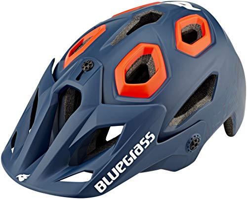 Elizabeth Arden Bluegrass Golden Eyes Helm Petrol Blue/orange Kopfumfang S | 52-57cm 2019 Fahrradhelm