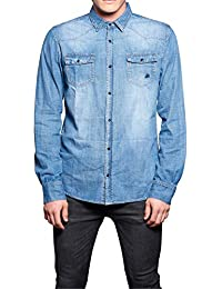 526b4193fd9 Amazon.fr   Deeluxe - Chemises   T-shirts