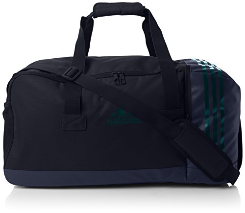 adidas 3-Stripes Performance Team Tasche, Collegiate Navy/Utility Green F16, 27 x 29 x 60 cm, 40 Liter