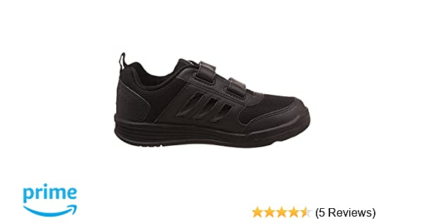 Adidas Black school shoes for boys - Kids shoe range (Shoe Size -4   India ) f859c18d31d