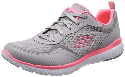 Appeal 3 Sneaker DonnaGrigio Eu Flex Go 0 Forward 39 Skechers IygfvmbY76