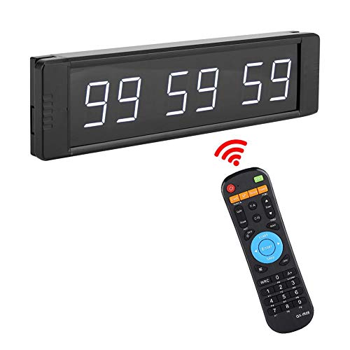 Garosa 1 in Reloj LED Cronómetro Multifuncional Portátil