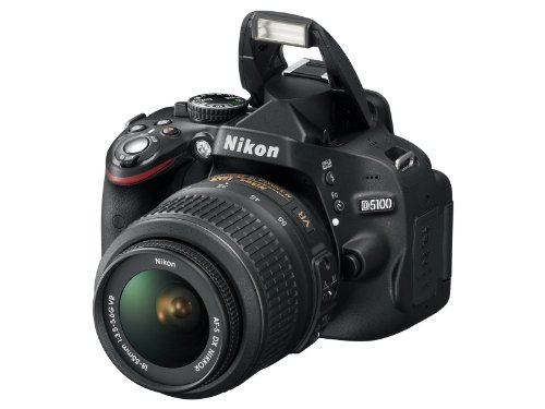 Nikon D5100 SLR-Digitalkamera  Kit inkl._6