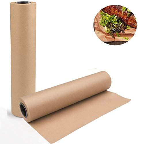 Rollo papel kraft - Happyroom De grado alimenticio
