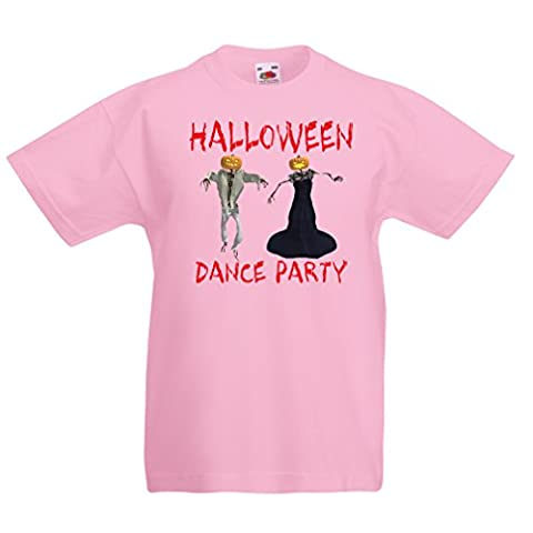 Costumes Black Cheerleader Halloween - T-shirt pour enfants tenues cool Halloween danse