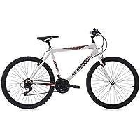 KS Cycling Mountainbike Hardtail Ontario Fahrrad, Weiß, 26