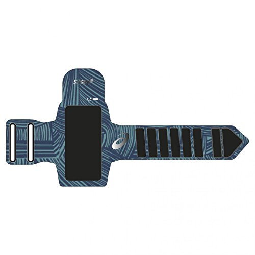 Asics Armband MP3 Arm Tube 127670 Brush Kingfisher One size Asics-armband