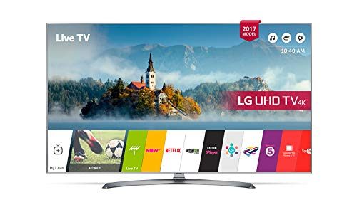 LG 60UJ750V 60 inch 4K Ultra HD HDR Smart LED TV (2017 Model)