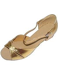 DCL - Zapatillas de danza para niña, color, talla 29