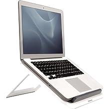 Fellowes 8210101 I-Spire Series Laptop Ständer Quick Lift, Weiss