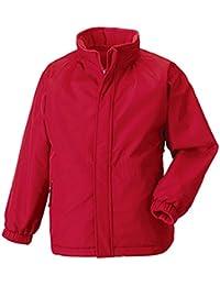 Amazon.es: chaquetas rojas - Jerzees / Niña: Ropa
