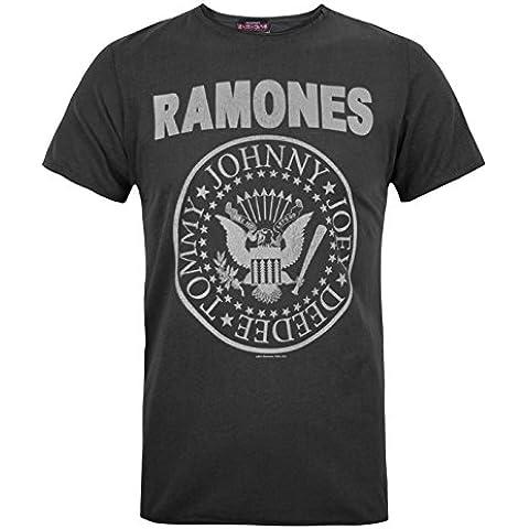 Hombres - Amplified Clothing - Ramones - Camiseta