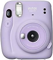 Fujifilm Instax mini 11 Instant Film Camera Lilac Purple, 87015