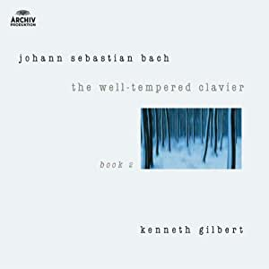 Bach - The Well-Tempered Clavier II