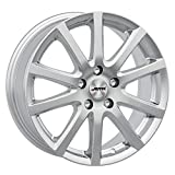 Autec Felgen SKANDIC 8.0x19 ET34 5x120 SIL für BMW 1er 2er 3er 4er 5er 6er X1 X3 X4 X5 Z3 Z4