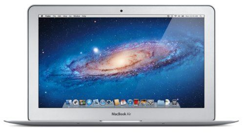 Apple MC968D/A MacBook Air 29,4 cm (11,6 Zoll) Notebook (Intel Core i5-2467M, 1,6GHz, 2GB RAM, 64GB Flash Speicher, Intel HD Graphics 3000, Mac OS)