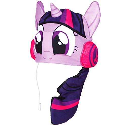 My Little Pony 270MPY Mon Petit Poney-Chapeau-Casque Audio – Les Meilleurs Écouteurs Pour Les Enfants Hyper Branchés !