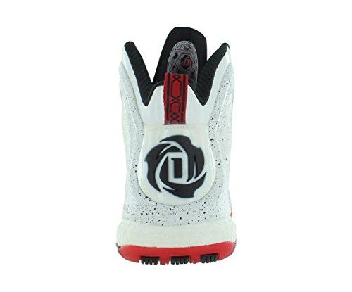 Adidas D.Rose 5 Boost Blanc