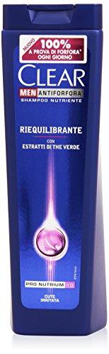 Clear Shampoo Riequilibrante 250 Ml
