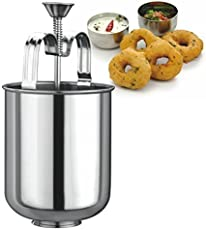 MAK BROTHERS New Stainless Steel Medu Vada Maker