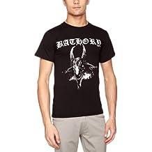 Bathory - Camiseta - Hombre - Bathory Goat Uomo Short Sleeve (Camiseta)