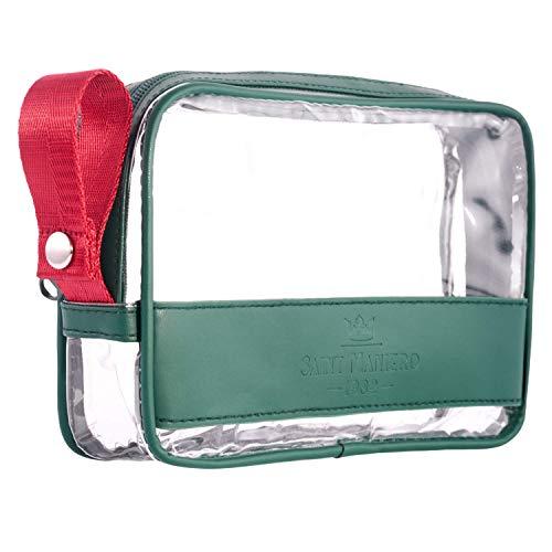Saint Maniero ® Neceser Transparente Impermeable