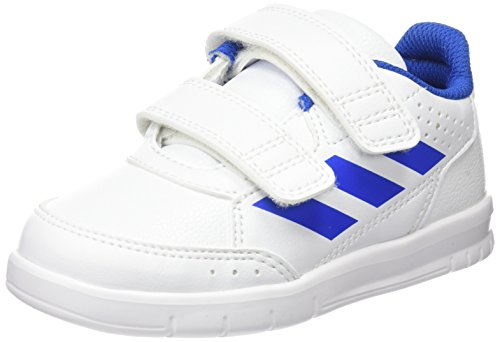 competitive price bb450 769d0 adidas Altasport CF I, Zapatillas para Bebés, Blanco BlueFootwear White 0,