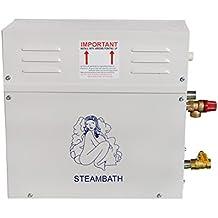 CO-WORTHY 9 kW Automatic Generador de Vapor/ Sauna Casa Spa Ducha Controlador