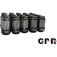 CPR Schlie/ßen 894/Spline Stahl Rad Lug Muttern 20/St/ück mit Schl/üssel M12/x 1,5/Gold