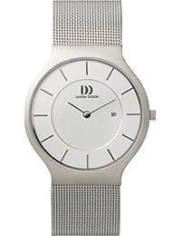 Danish Design Herren-Armbanduhr IQ62Q732 Analog Quarz Edelstahl IQ62Q732
