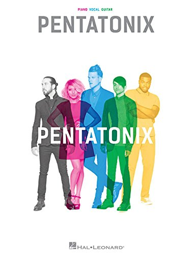 Pentatonix piano, voix, guitare