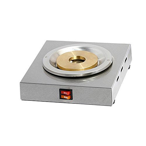 220V 2 Funktionen Elektrokessel Kaffeemaschine Kaffeemaschine Kaffee Maschine geeignet für den Heim-und kommerziellen Einsatz Kochen und Warmhalten