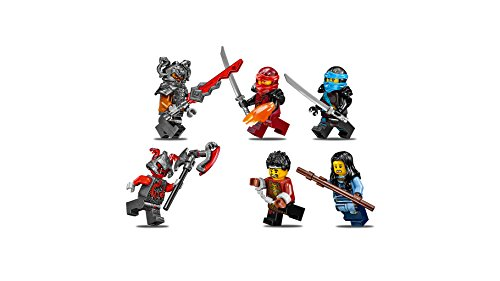 LEGO 70627 Dragon's Forge Building Toy