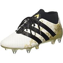 scarpe calcio adidas uomo bianche