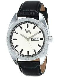 Lawman Analog White Dial Men's Watch-LWM103Q